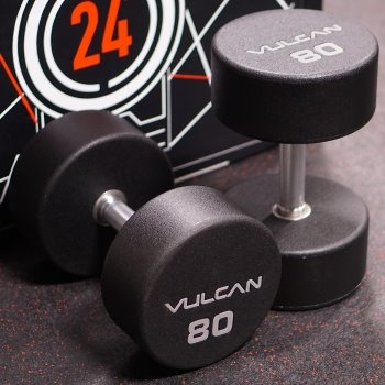 Vulcan Urethane Dumbbell Sets