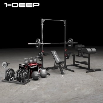 One-Deep Cross-Training Fitness Equipment Package