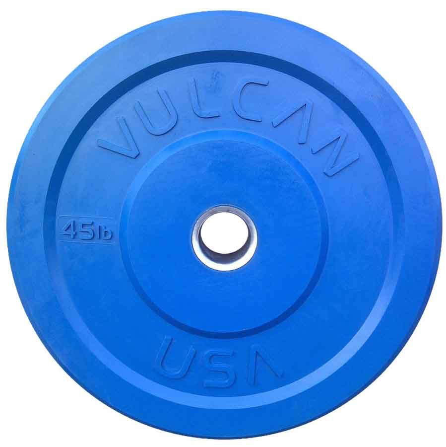 Contact ...  sc 1 st  Vulcan Strength & Buy 500 lb Color Rubber Bumper Plates Set | Vulcan Strength