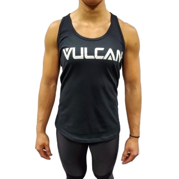 Vulcan Logo Women's Tank Top - Black
