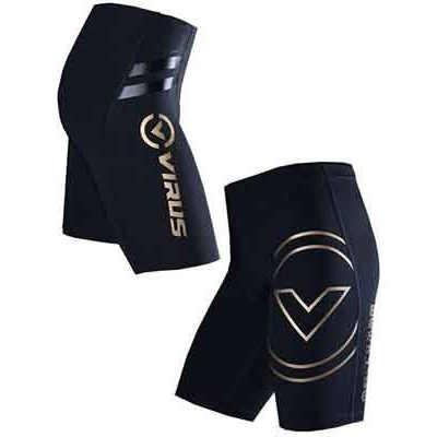Virus Men's Energy Series Bioceramic Compression V2 Tech Shorts