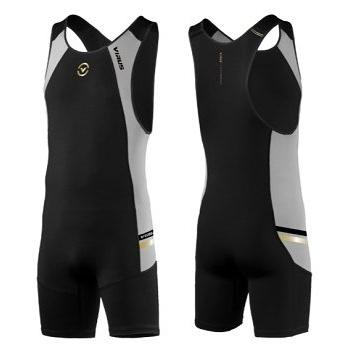 Virus Men's Weightlifting Singlet