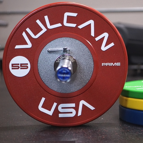 45lb Blue Prime Comp. Bumper Plate Pair - PRE ORDER [SOLD OUT]