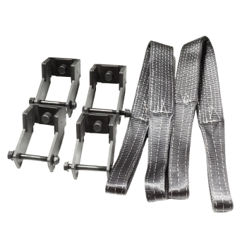 Safety Spotter Straps for Pull Up Rig or Power Racks