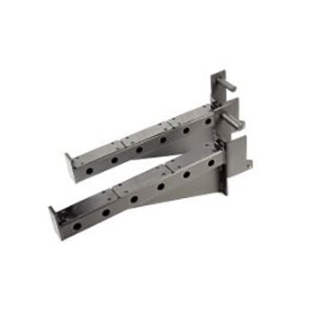 Safety Spotter Arms for Pull Up Rig or Power Racks