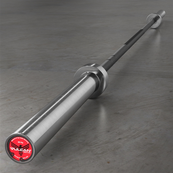 The Vulcan Standard 28.5 mm Olympic Barbell