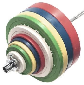 Sale on Vulcan Competition Bumper Plates