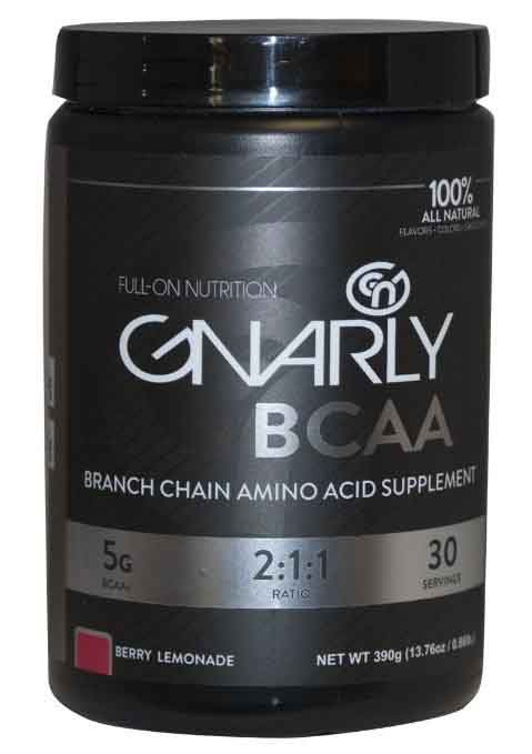 Buy Gnarly Berry Lemonade Bcaas Vulcan Strength
