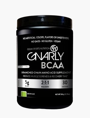 Gnarly Lemon Lime BCAAs