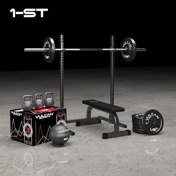 Vulcan Standard Equipment for CrossFit Package