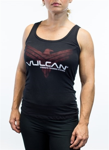 Vulcan Eagle Rising Women's Tank Top