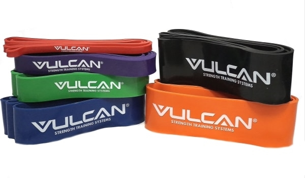 Vulcan Strength Bands