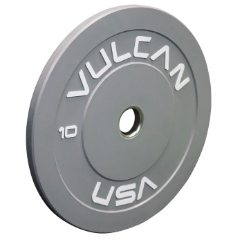 Grey 10lb Bumper Plate Pair - PRE ORDER [SOLD OUT]