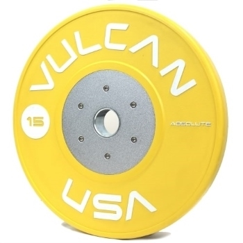 15 Kg Vulcan Absolute Competition Bumper Plates