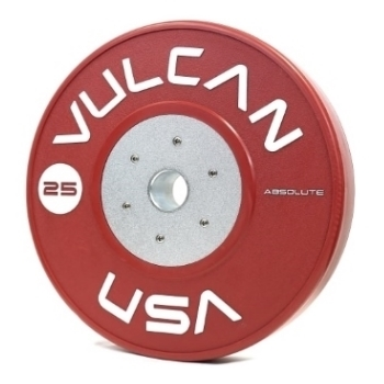 Competition Bumper Plates - Pairs | Vulcan Strength