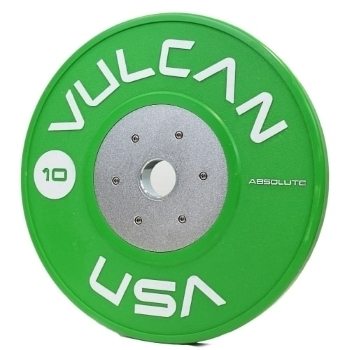 10kg Competition Bumper Plate Pair - PRE ORDER [ETA 8/20] SOLD OUT
