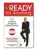 Ready for Anything paperback book