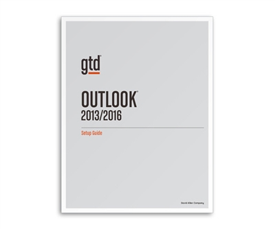 Outlook for Windows 2013/2016 Setup Guide