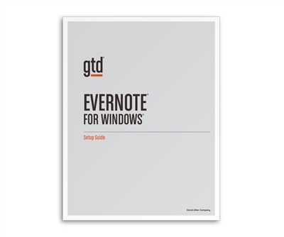 Evernote for Windows Setup Guide
