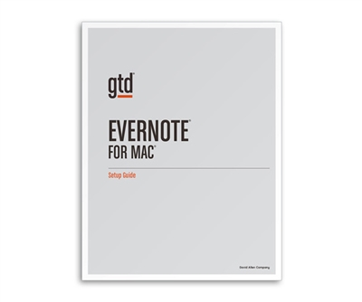 Evernote for Mac Setup Guide