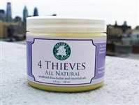 4 Thieves (Lemon Eucalyptus Rosemary Clove & Cinnamon) - 6 oz