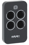 FAAC XT4 433 RC Transmitter - 4 Channel