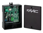 FAAC XR2 433 RC External Receiver - 2 Channel