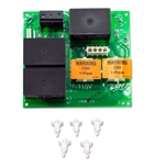 K001D8396-1 1PH L5 Power Board, 115/230V
