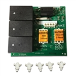 K001D8397 3PH L5 Power Board, 230/460V