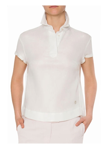 SPOON - VISCOSE PIQUET POLO