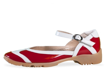 WALTER GENUIN GOLF SHOE - DAISY