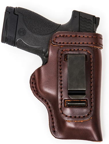 Sporting Goods J&j Springfield Xds 3.3 W/ Lasermax Laser Owb Pancake Belt Carry Leather Holster