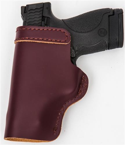 Pro Carry LT RH LH OWB IWB Leather Gun Holster For FN 45