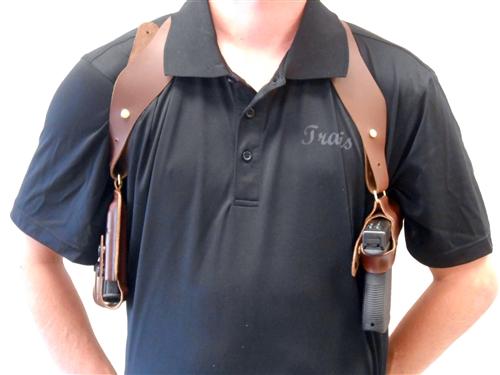 Pro Carry Shoulder Holster (Horizontal)