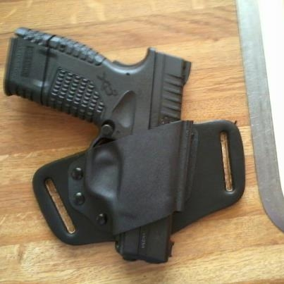 Pro Carry Quick Draw Gun Holster