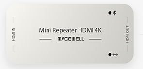 Magewell Mini Repeater HDMI 4K