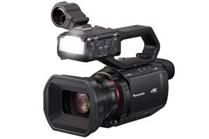 AG-CX10 4K Compact Handheld Camcorder