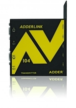 Adder AV 100 series extender point to multipoint 4 way transmitter