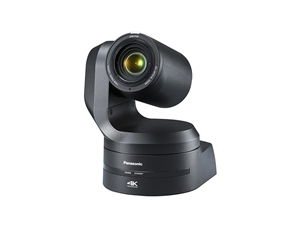 Panasonic AW-UE150KPJ 4K 60p Professional PTZ Camera (Black)