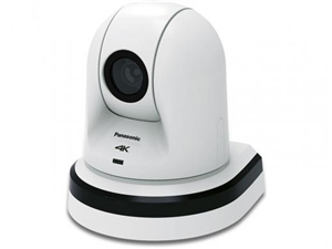 Panasonic AW-UE70WPJ 4K Professional PTZ Camera (White)