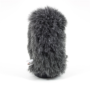 SWS-100 High Performance Faux Fur Windscreen