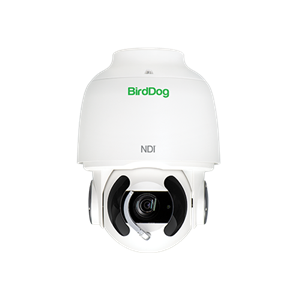 BirdDog Eyes A200 IP67 Weatherproof Full NDI PTZ Camera w/Sony Sensor & SDI (White)