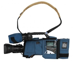 Camcorders and Pro Video Cameras with SDC-26 Case Panasonic PV-DV701 Camcorder External Microphone XM-AD2 Dual Channel XLR-Mini Audio Adapter for DSLR/'s