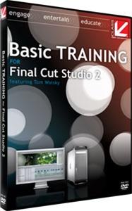 Basic Training for Final Cut Studio 2
