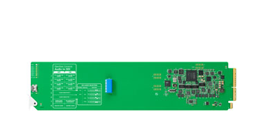 Blackmagic Opengear Converter Audio To Sdi