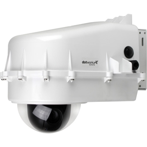 D2CD12V70-3 Outdoor PTZ Camera Housing