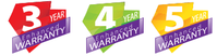 1 Year Enhanced Warranty AIM Server