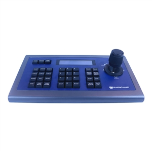 Third Generation, easy-to-use RS-232 PTZ Joystick Controller