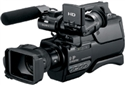 Sony HXRMC2000U Shoulder mount AVCHD camcorder