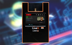 LiveU LU600 7 Modem with HEVC 4K
